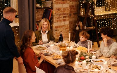 Family Gatherings Can Be Hard for People With Hearing Loss